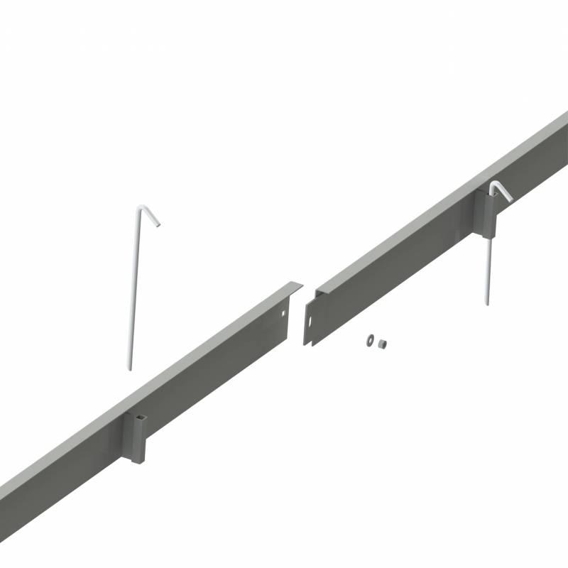 bordure-pliee-aluminium-brut-3 ML-Les-Serruriers-du-Paysage