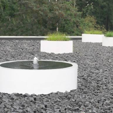 table-d-eau-fontaine-aluminium-peint-rond-Les-Serruriers-du-Paysage