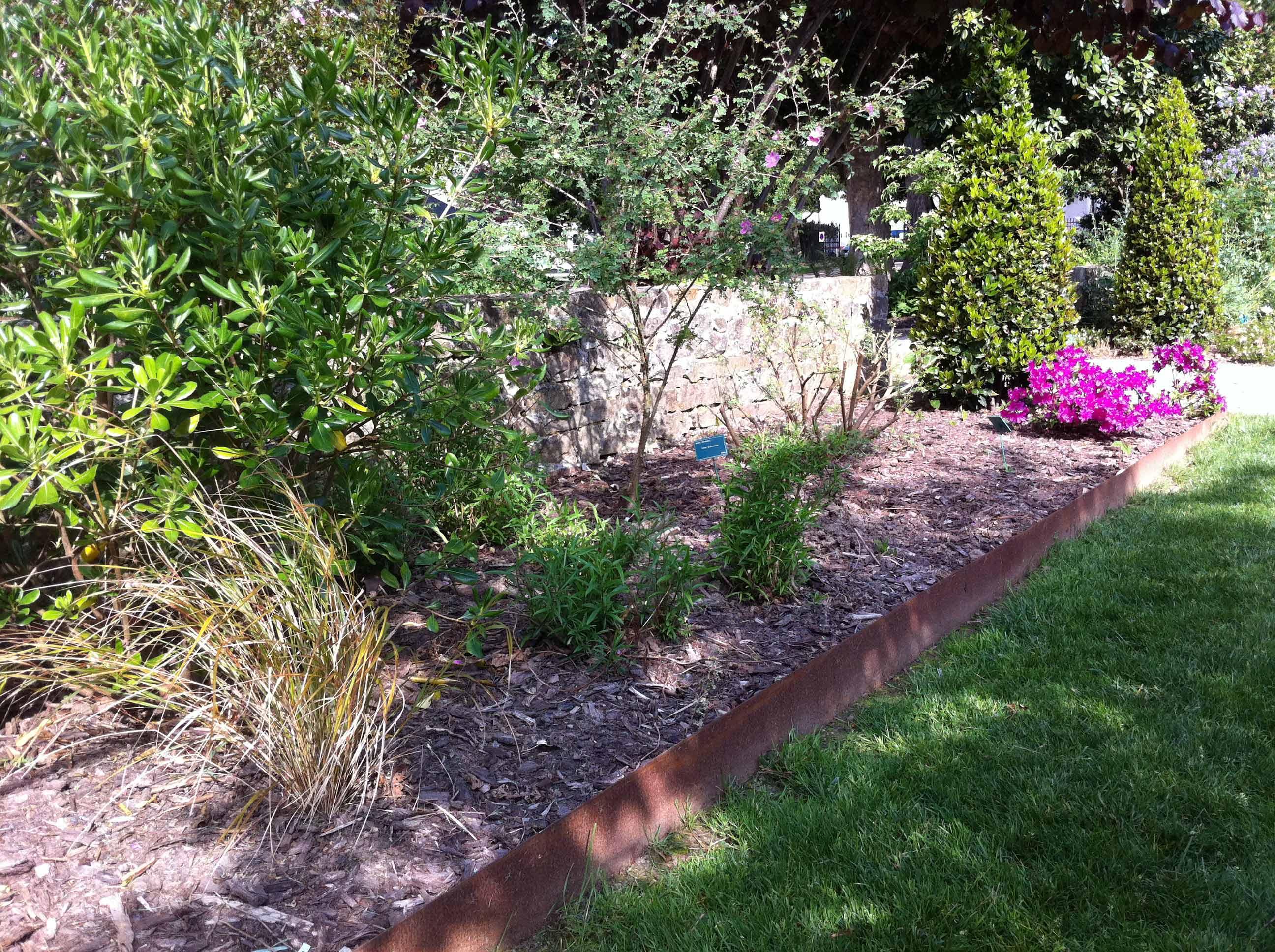 à quoi sert une bordure de jardin ?