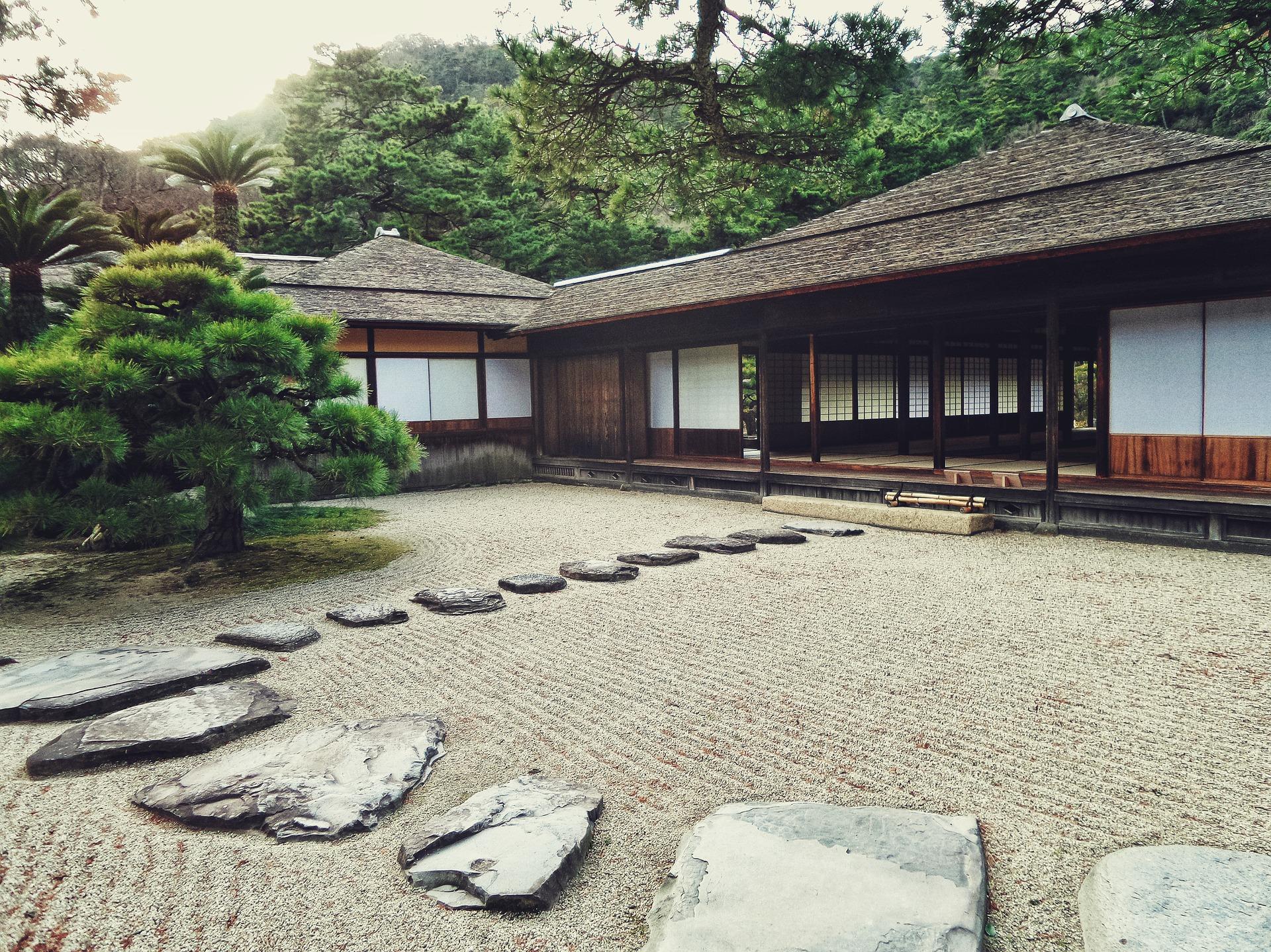 Pas japonais traditionnels