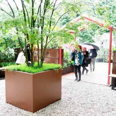 bac jardin kit panneaute